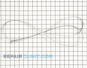 Insulation - Part # 702568 Mfg Part # 74002369