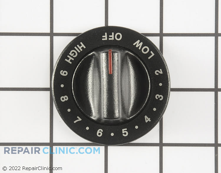 Control Knob WP7737P026-60 Alternate Product View