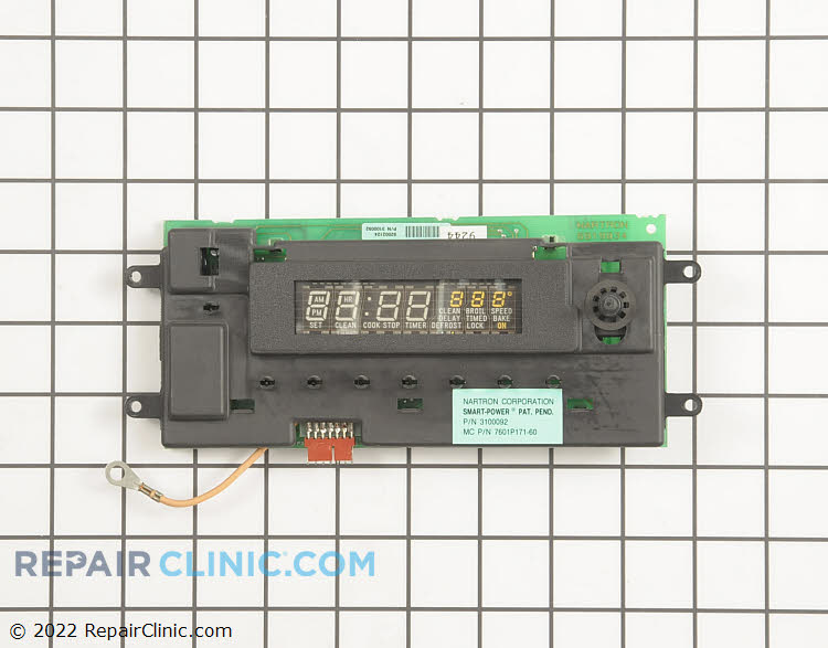 Oven Control Board 7601P212-60 Alternate Product View