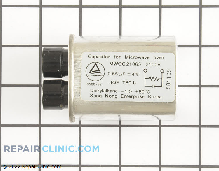 High Voltage Capacitor 815074 Alternate Product View