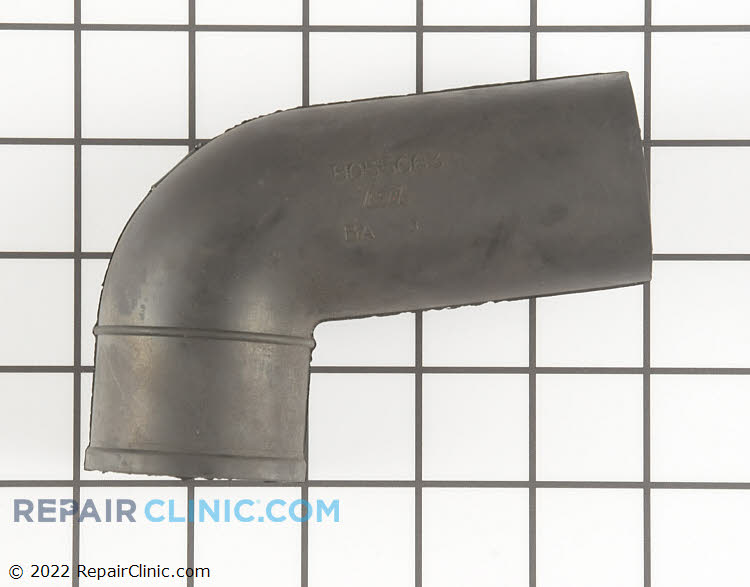 Tub To Pump Or Vent Elbow Hose