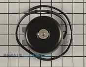 Condenser Fan Motor - Part # 753856 Mfg Part # 4200740