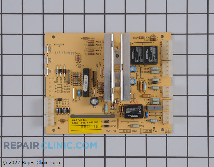 Motor Control Board 8057555 Alternate Product View