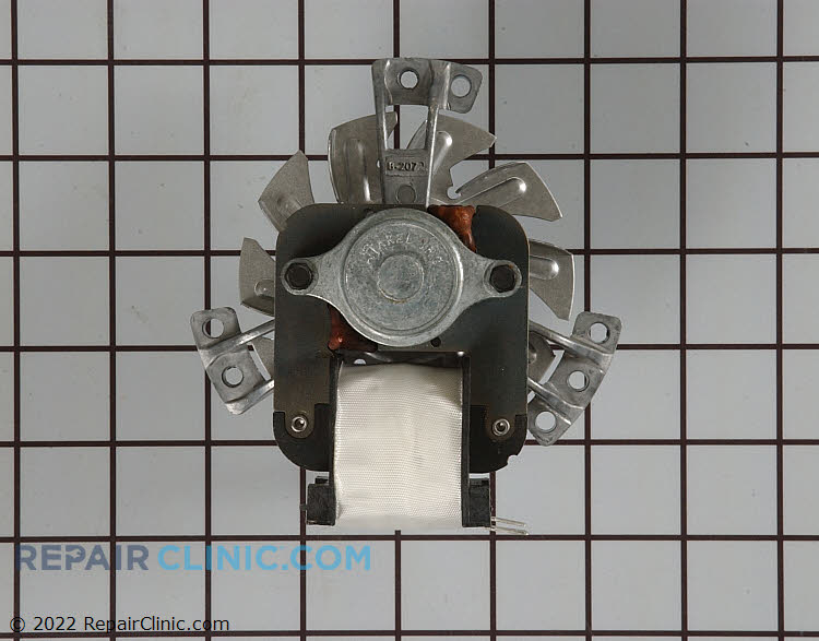 Convection Motor WB26T10007      Alternate Product View