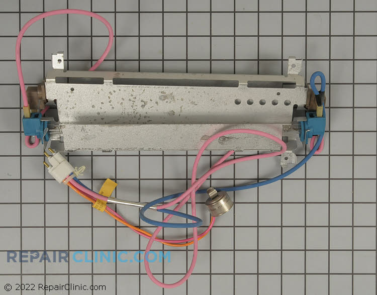 Defrost Heater Assembly WR51X10022      Alternate Product View