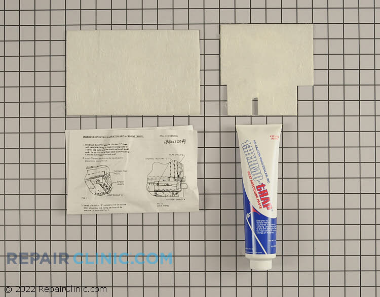 High Temperature Adhesive WR49X10013 Alternate Product View
