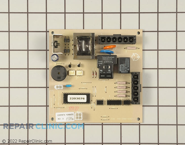 Main Control Board 2203076         Alternate Product View