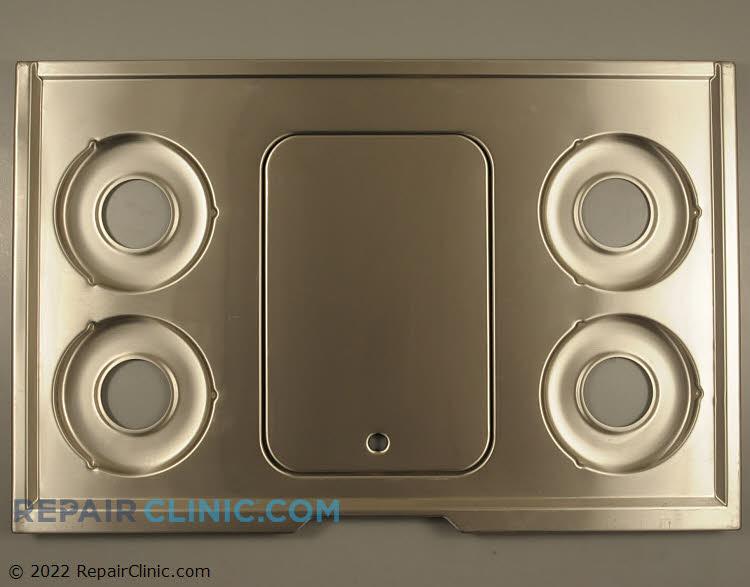 Metal Cooktop 5304409683 Alternate Product View