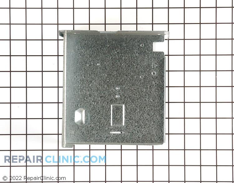 Control box cover