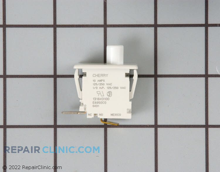 Door Switch WE04X10034      Alternate Product View