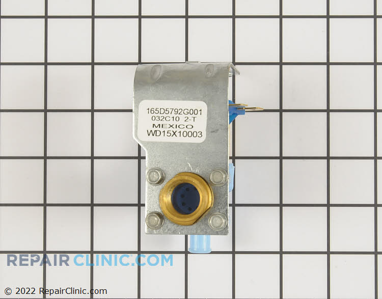 Water Inlet Valve WD15X10003 Alternate Product View