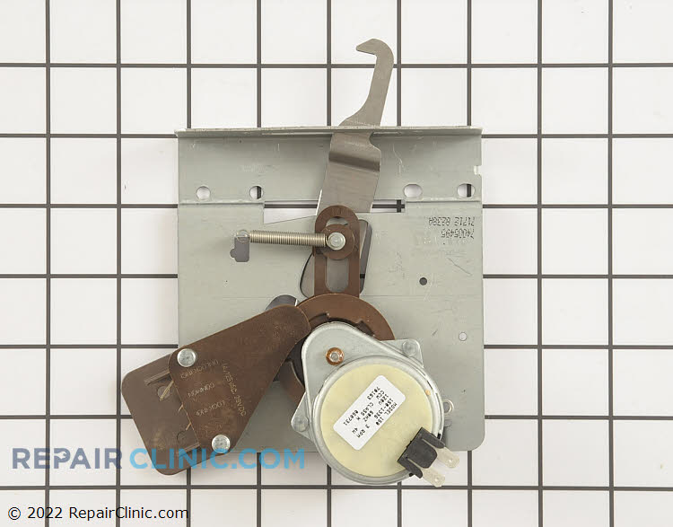 Door Lock Motor and Switch Assembly WP74005495 Alternate Product View