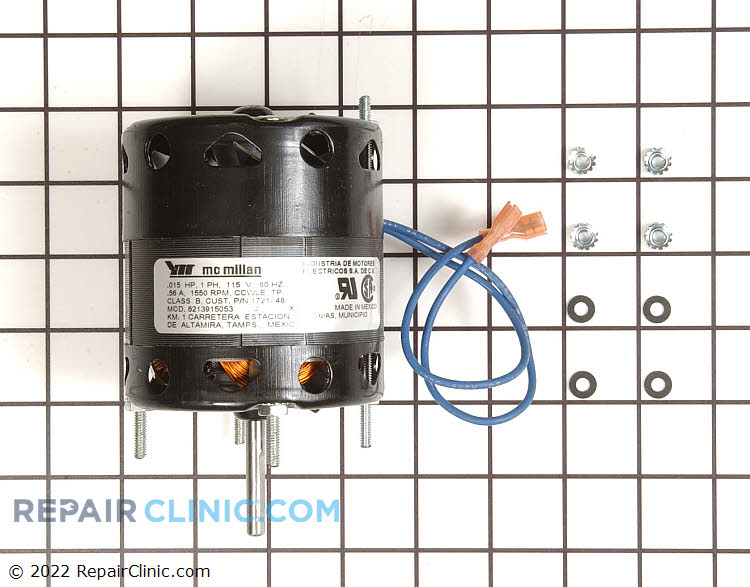 Blower Motor 000-1721-048 Alternate Product View