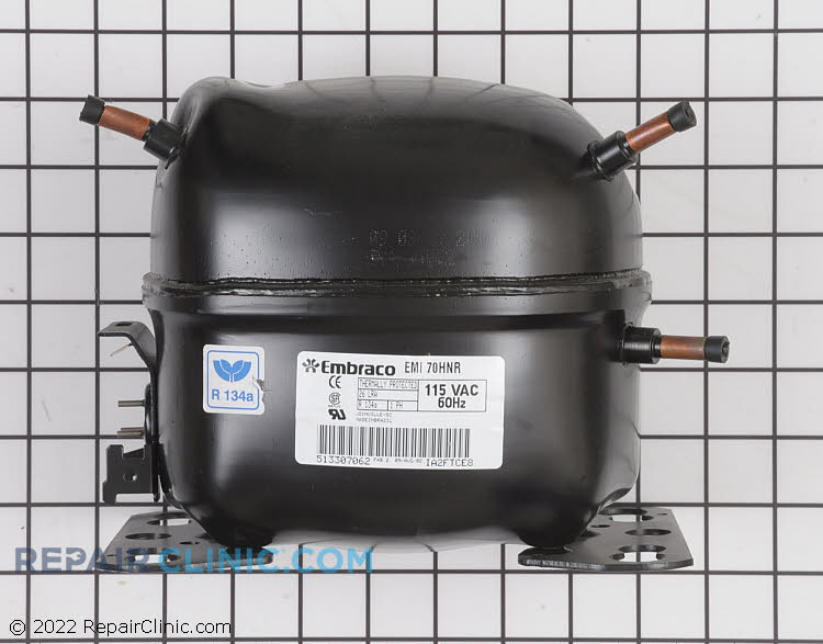 Compressor W10170276       Alternate Product View
