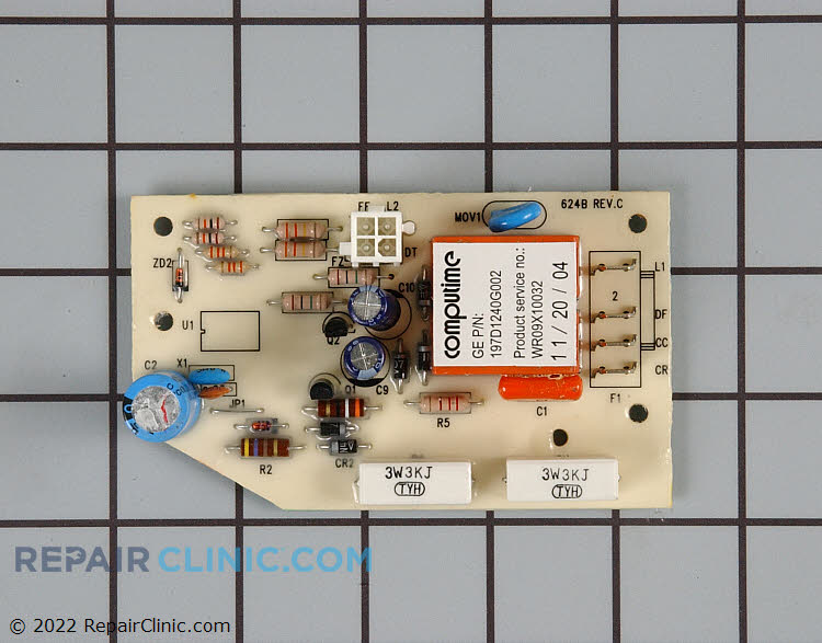 Defrost Control Board WR09X10032 Alternate Product View