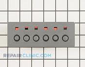 Push Button Switch - Part # 826469 Mfg Part # 2198621