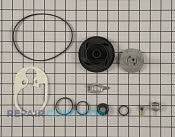 Impeller and Seal Kit 8193524 00967730 fixed 665 15812990 kenmore model ultra wash won't drain  at nearapp.co