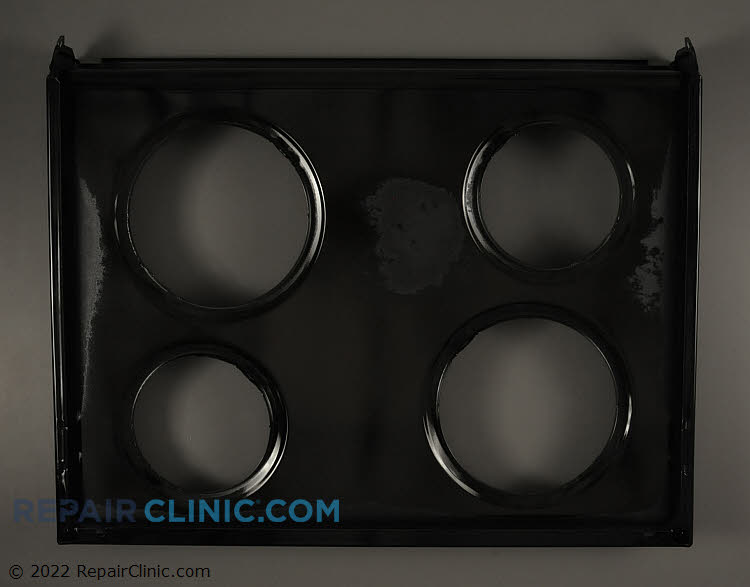 Metal Cooktop 8195534         Alternate Product View