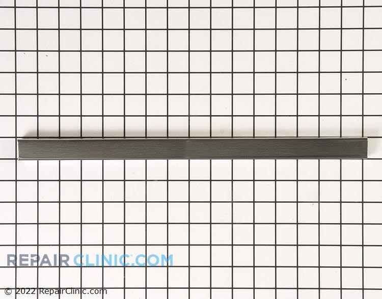 Drawer handle, chrome