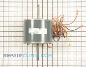 Dual Shaft Fan Motor 112890000014 00968578 hampton bay air conditioner fan not working model hbd24ha  at edmiracle.co