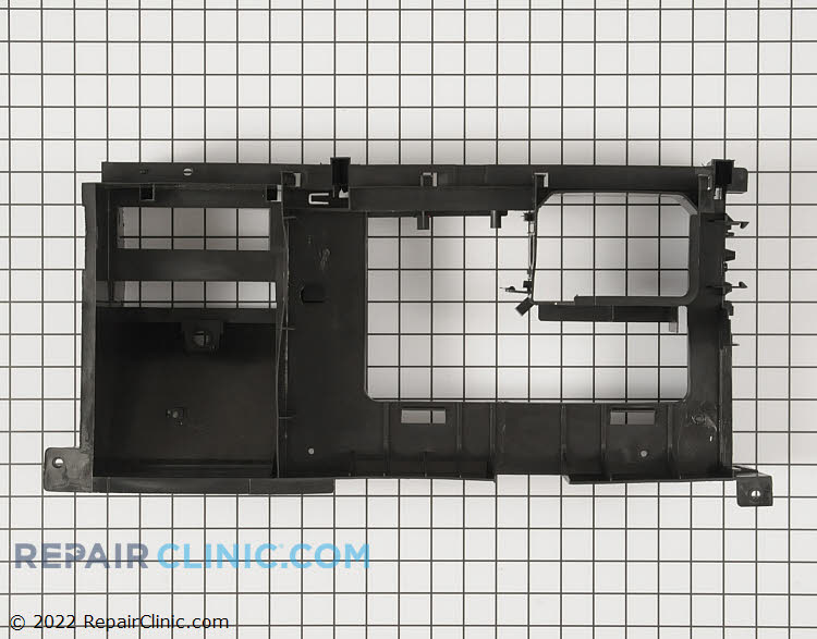 Duct Assembly WB27X10422 Alternate Product View