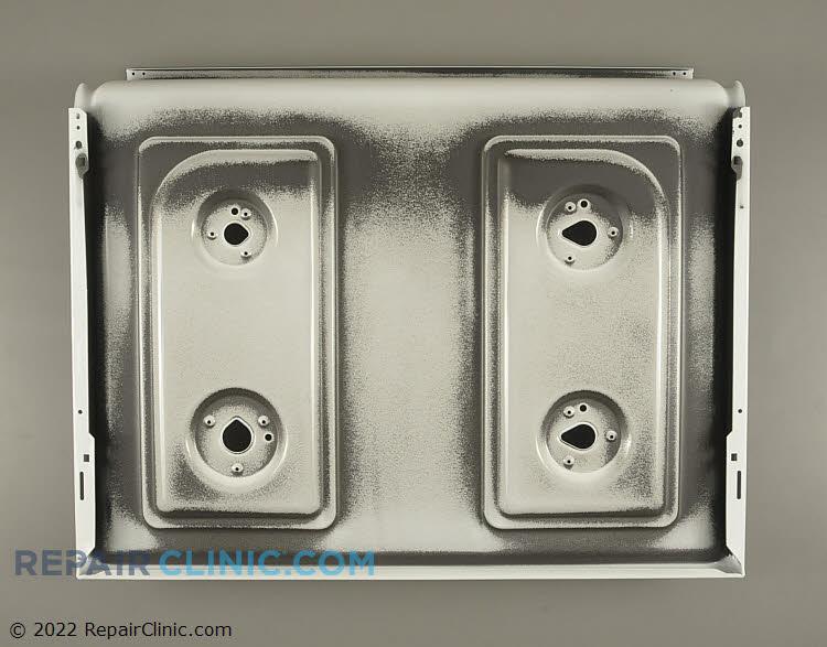 Metal Cooktop WB62K10048      Alternate Product View