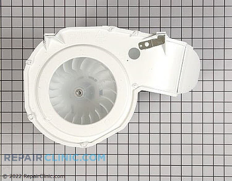 Blower Wheel and Housing WE14X10025 Alternate Product View