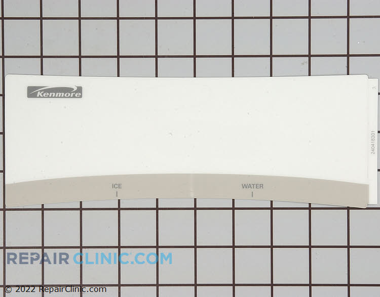 Dispenser Front Panel 240418301 Alternate Product View