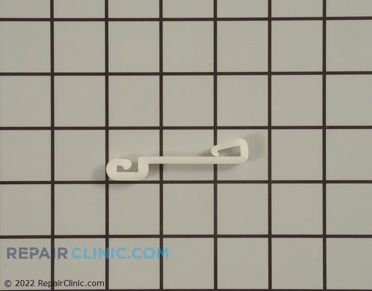 Condenser tube spacer