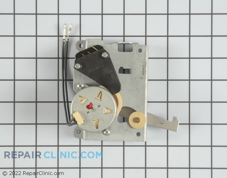 Door Lock Motor and Switch Assembly WP74005675 Alternate Product View