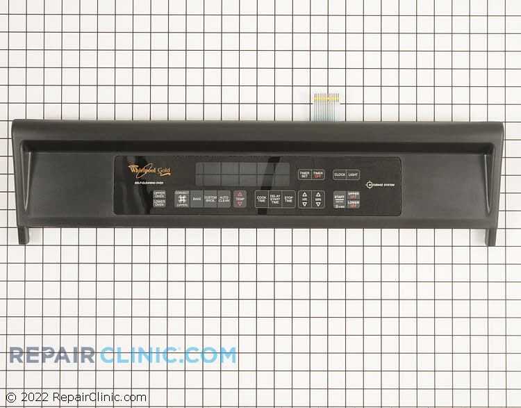 Touchpad and Control Panel WP8300433 Alternate Product View