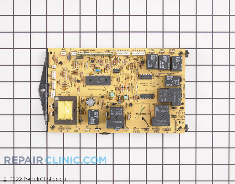 Relay Board WP74006614 Alternate Product View