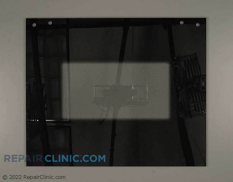 Outer Door Glass WP8300912 Alternate Product View
