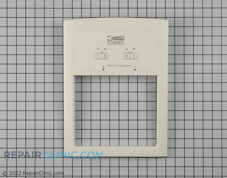 Dispenser Front Panel 2207289W Alternate Product View