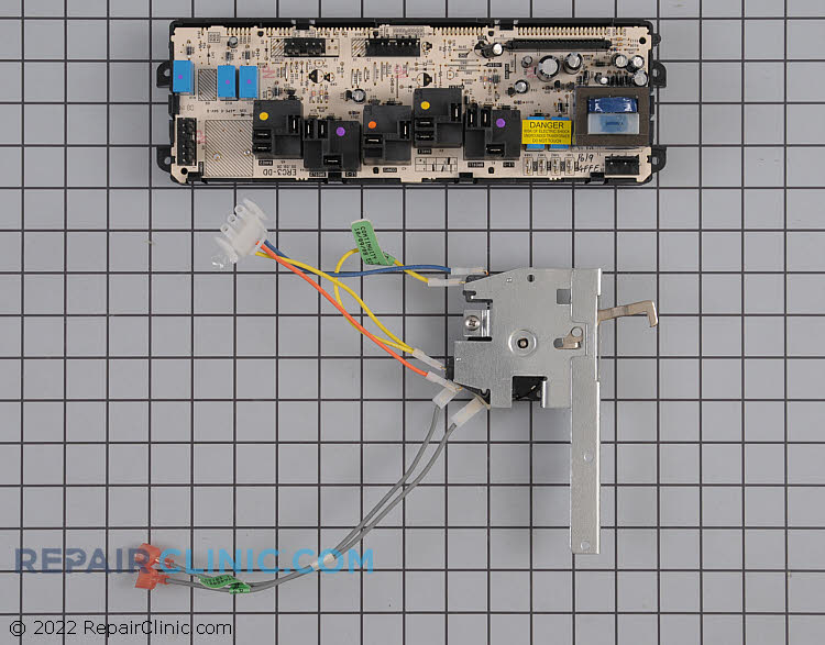 Oven Control Board WB27T10289 Alternate Product View