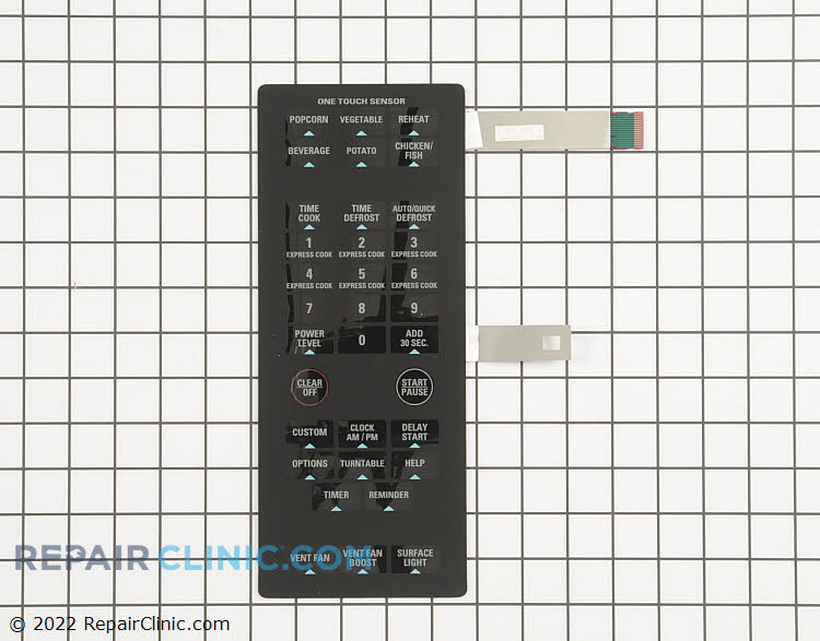 Touchpad WB27X10441 Alternate Product View