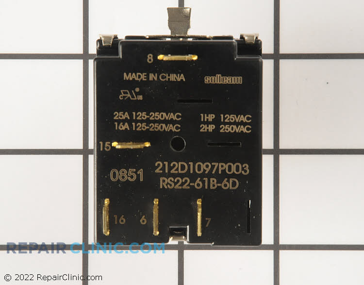 Rotary Switch WE4M411 Alternate Product View