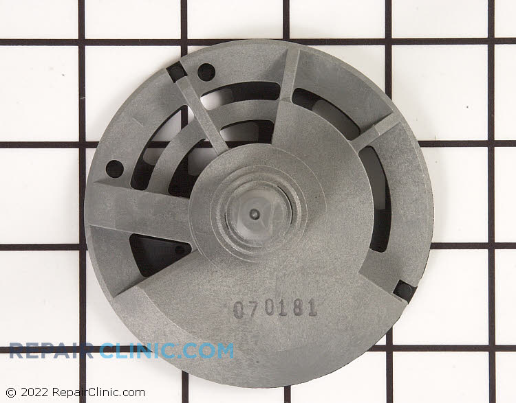 Rotor and Disc WS26X10002      Alternate Product View