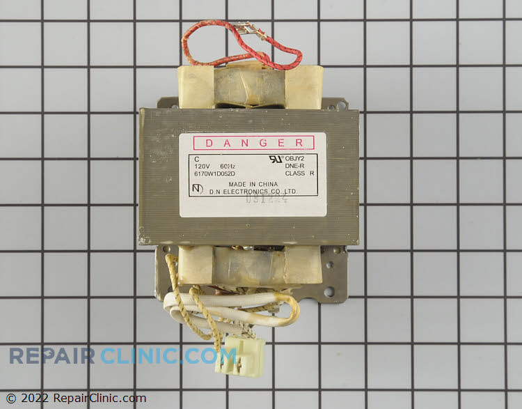 High Voltage Transformer R0130620 Alternate Product View