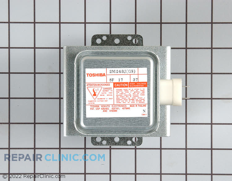 Magnetron W10859575 Alternate Product View