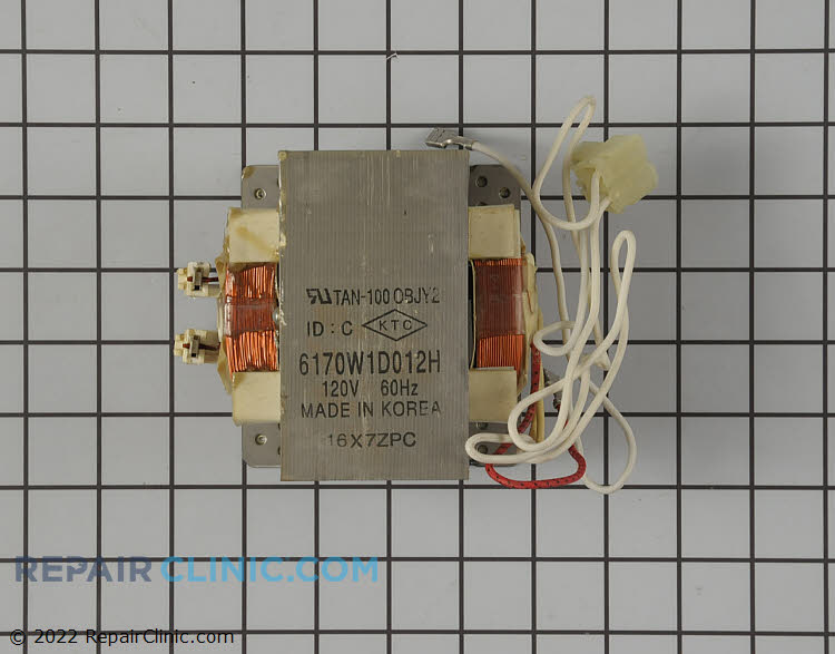 High Voltage Transformer 8172170 Alternate Product View