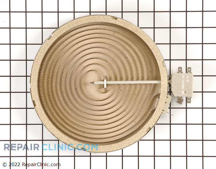 Radiant Surface Element W10823708 Alternate Product View