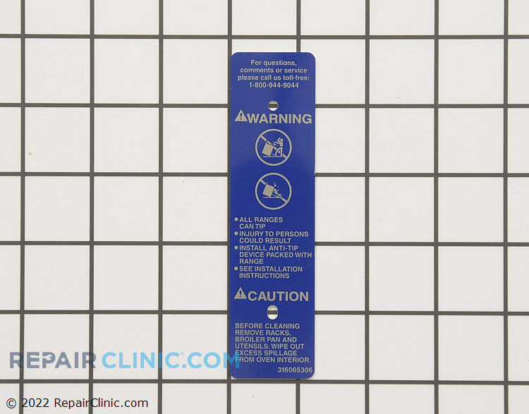 Label 316065306 Alternate Product View