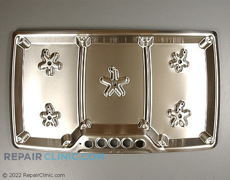 Metal Cooktop 00238435 Alternate Product View