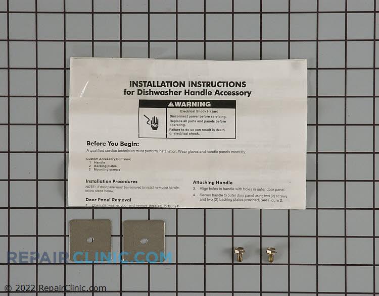Door Handle 4396504 Alternate Product View