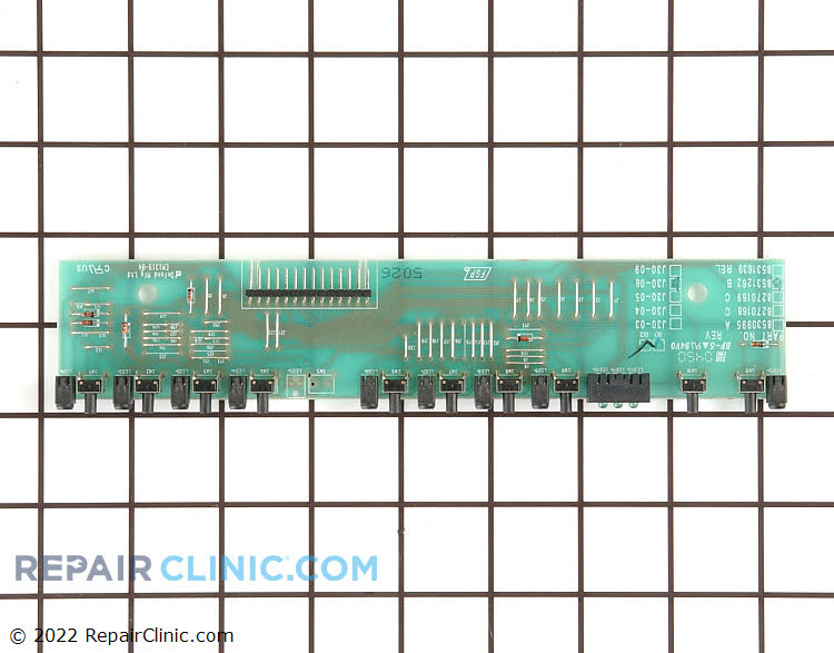 Control Board WP8531262 Alternate Product View