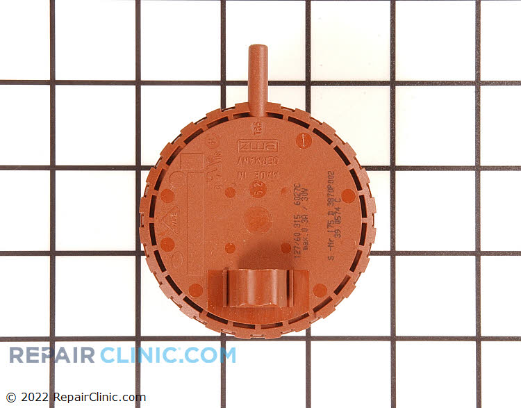 Pressure Switch WH12X10227 Alternate Product View