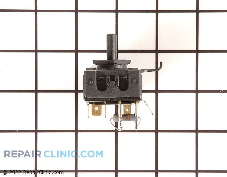 Selector Switch WP33002725 Alternate Product View