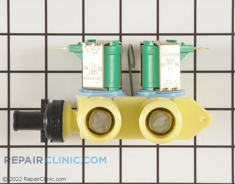 Water Inlet Valve WP22004049 Alternate Product View