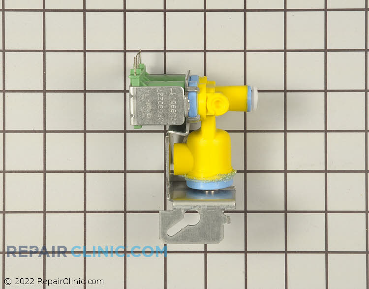 Water Inlet Valve WP61005627 Alternate Product View